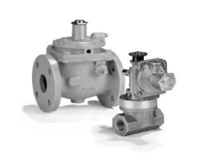 Предохранительно-запорный клапан JSAV