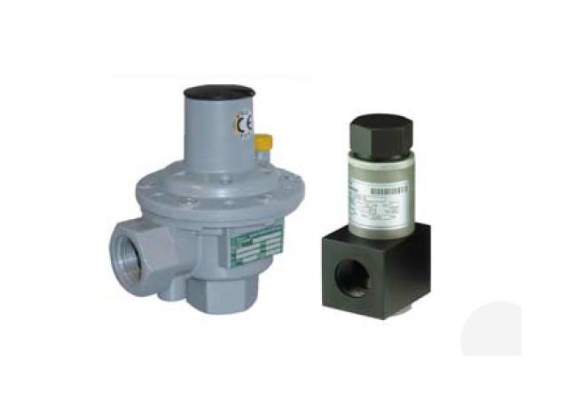 Предохранительно-сбросной клапан VS/AM