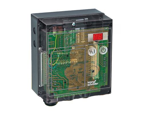 Блок управления горелкой BCU 370