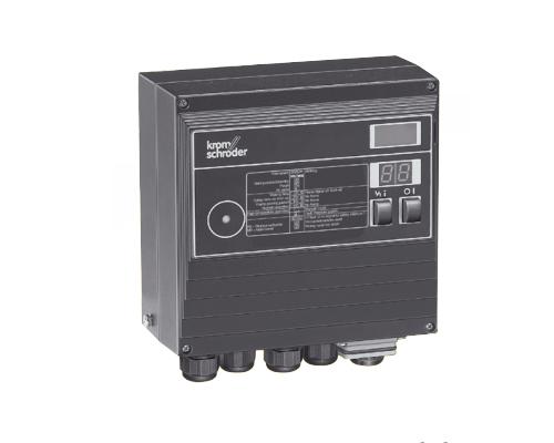 Автомат управления горелкой для BCU 400