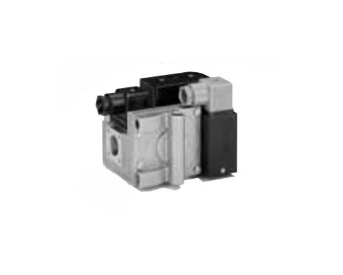 Компактные блоки клапанов CG 10