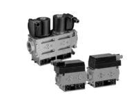 Компактные блоки клапанов CG