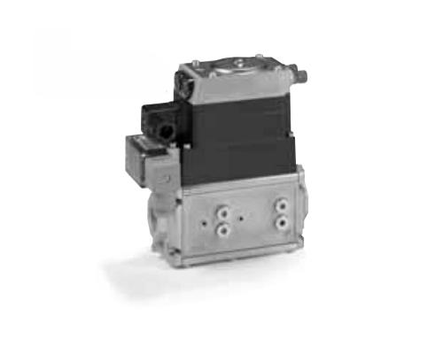 Компактные блоки клапанов CG 15–30