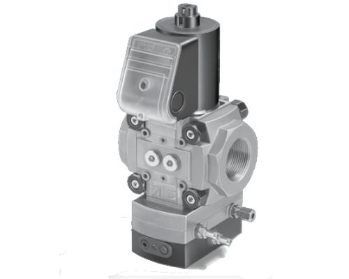 Регулятор постоянного соотношения «газ/воздух» с электромагнитным клапаном VAG