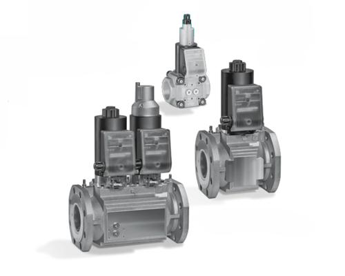 Электромагнитные газовые клапаныVAS, Комбинированные блоки VCS