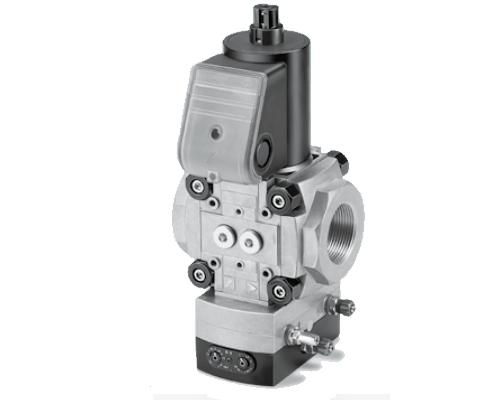 Регулятор переменного соотношения с электромагнитным клапаном VAV