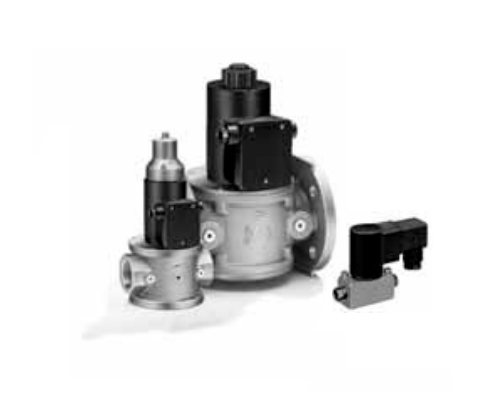Газовые электромагнитные клапаны VG